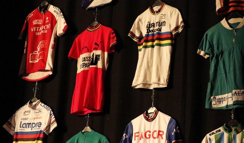 Wielerhistorie tijdens de presentatie van de Vuelta in Breda.
