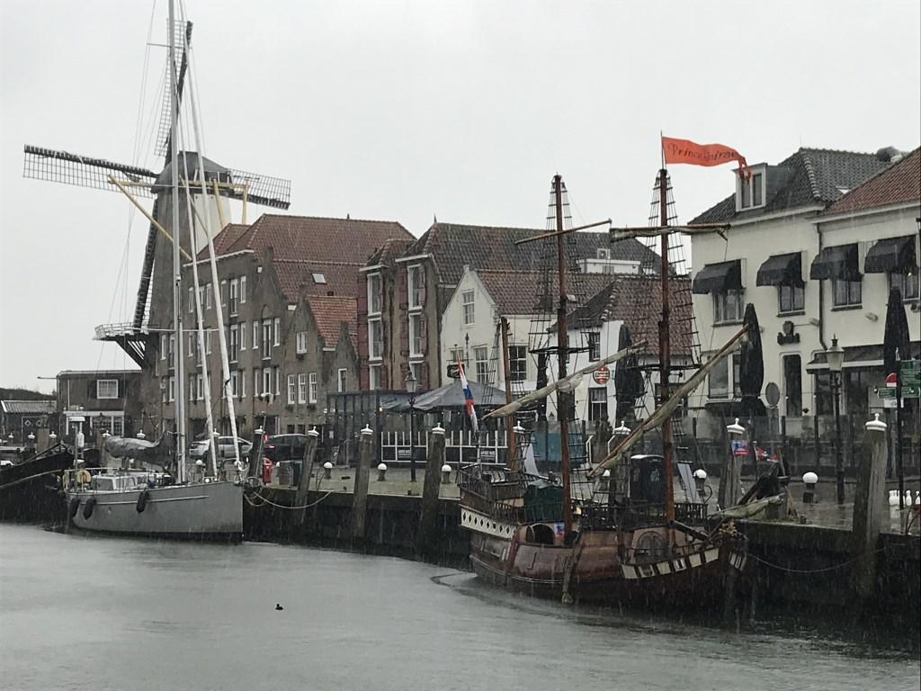 Geuzenschip De Prince Admirael uit Brielle. Foto: Elles Jansen © Internetbode