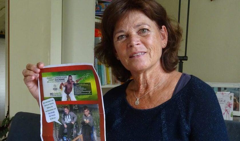 Leida Wallaart van Zumbapassie. ARCHIEFFOTO