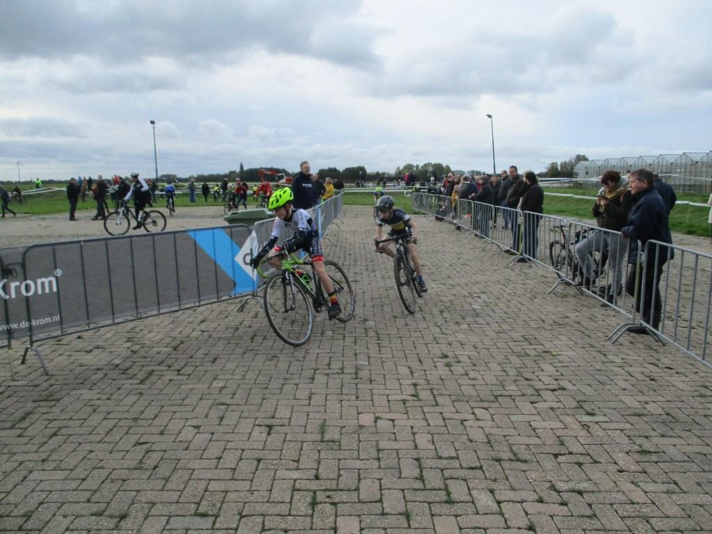 Het was een uitdagend parcours.  Foto: Ties Steehouwer © Internetbode