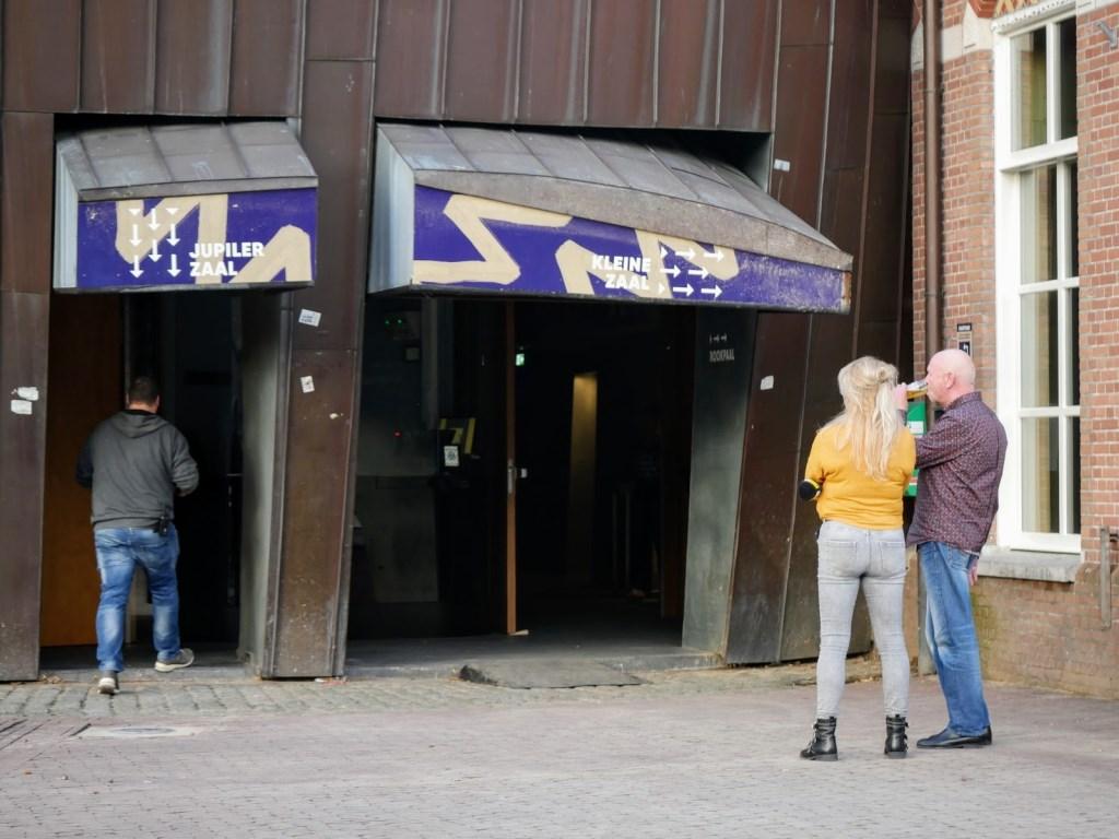Geïnteresseerden kunnen zaterdag naar de open dag van de Mezz Foto: Wesley van der Linde © BredaVandaag
