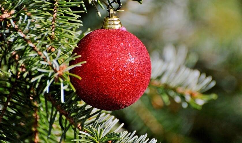 Vanaf 18 december worden er ornamenten, guirlandes en diverse kerststukken gemaakt.