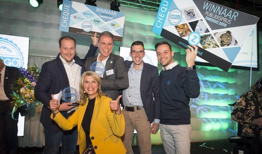 Nemag won in 2019 zowel de jury- als publieksprijs.