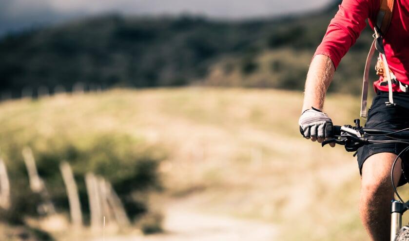 De deelnemers kunnen 35 of 45 kilometer afleggen.