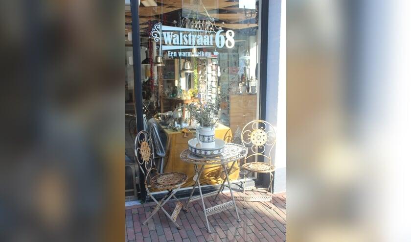 Iedereen is welkom bij Walstraat 68 in Vlissingen.