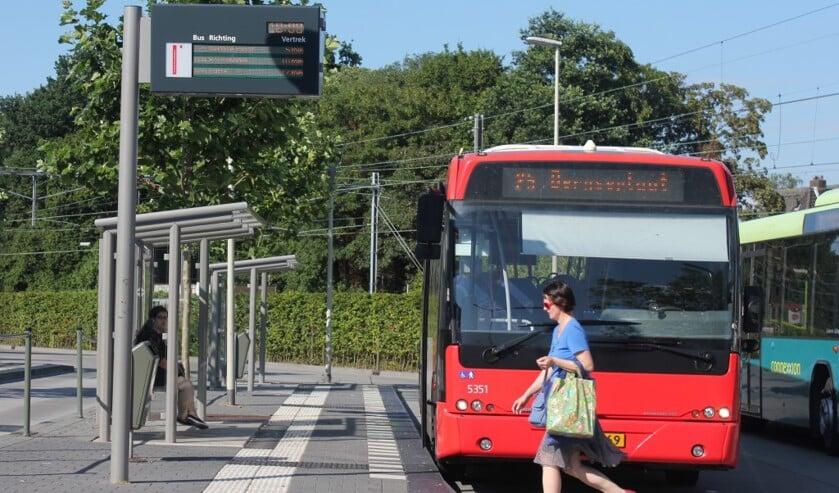Bus 25 naar de Bergse Plaat blijft nog wél bestaan
