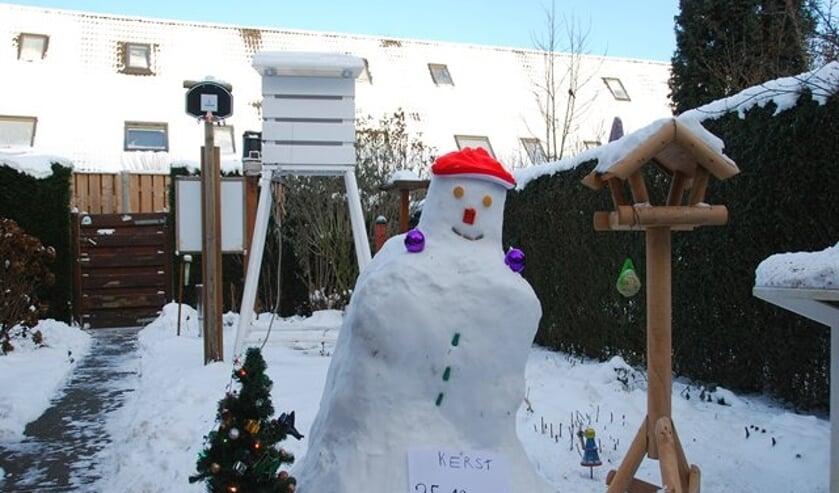 De laatste witte kerst was in 2010
