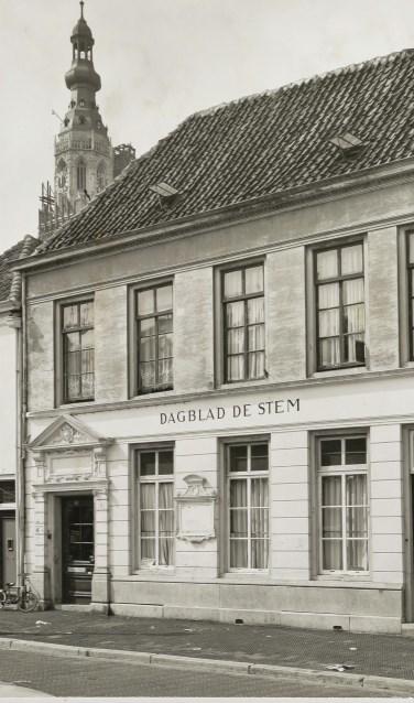 Dagblad de Stem Kasteelplein.