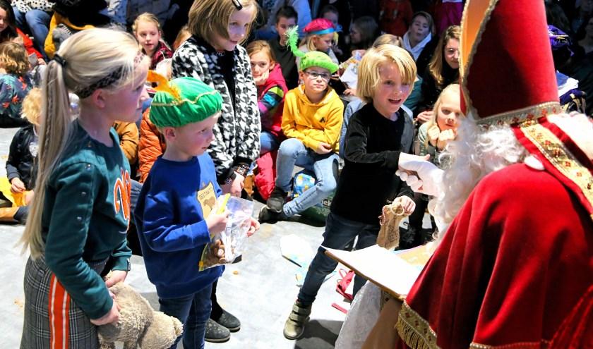 Sinterklaasconcert Concordia