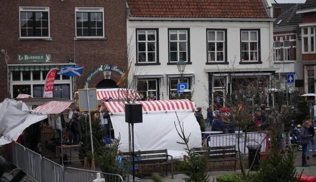 De activiteiten zijn in volle gang.  Foto: Wesley van der Linde/GroenNieuws.nl © BredaVandaag