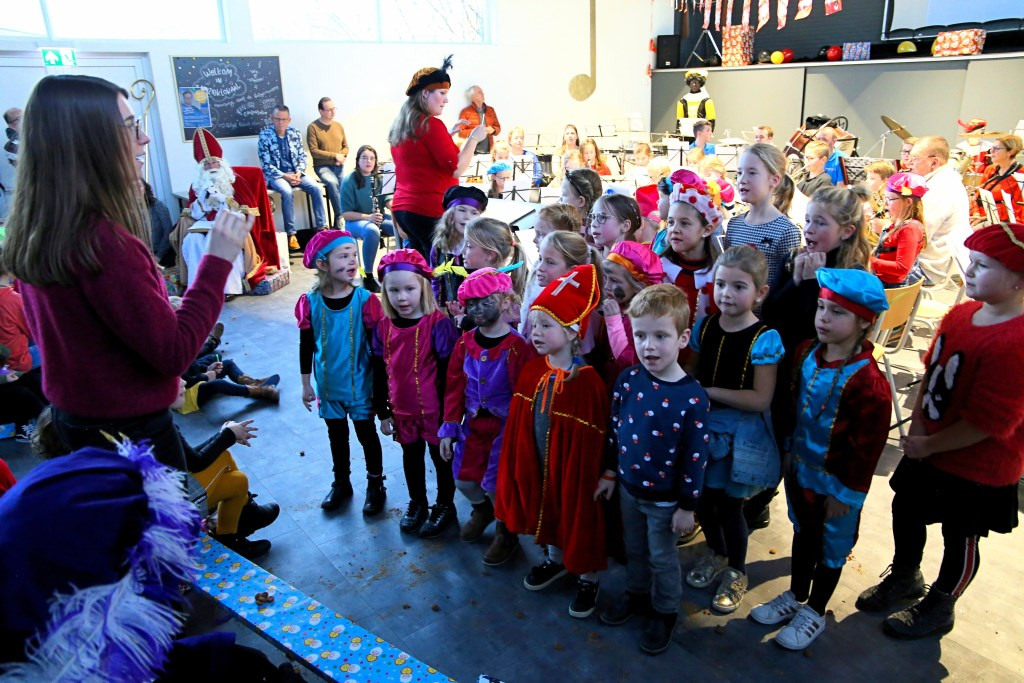Sinterklaasconcert Concordia Foto: Rien Burgers © Internetbode