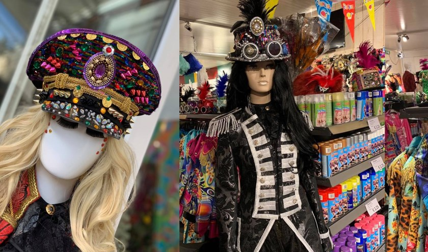 Carnavalswinkel Poppelaars Voor Super Gave Originele