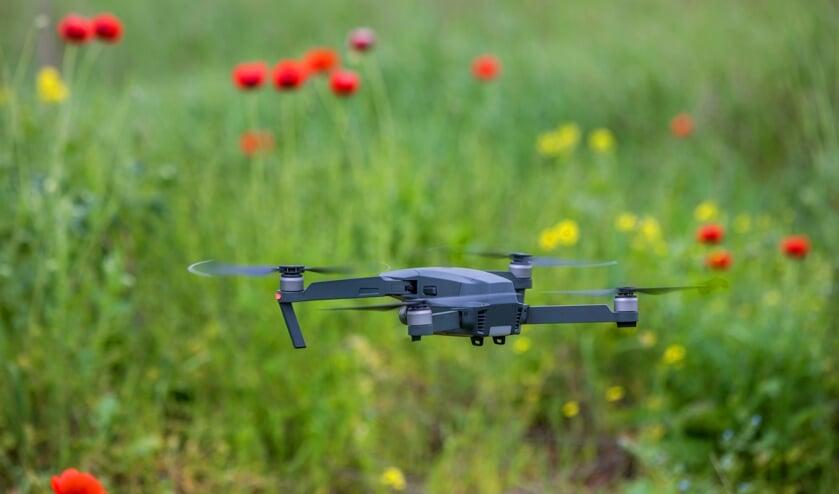 In het land worden wel pilots gehouden met drones, maar die richten zich niet op hennepkwekerijen