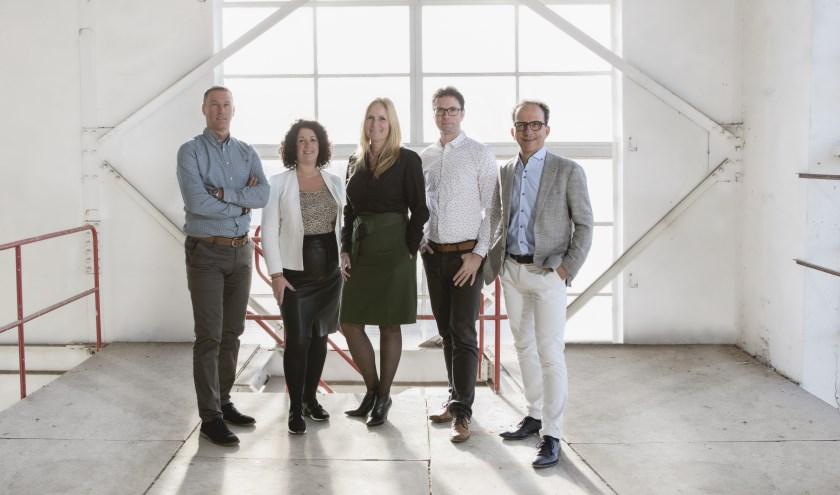 Het team van de Hypotheekshop Roosendaal.