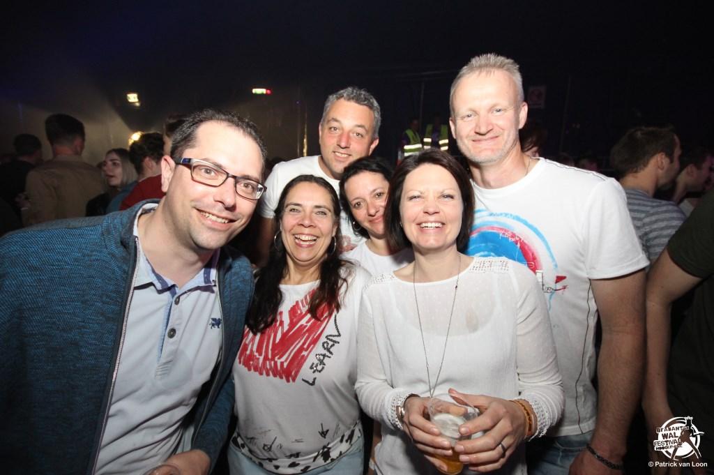 Ook Snollebollekes was van de partij.  Foto: Patrick van Loon © Internetbode