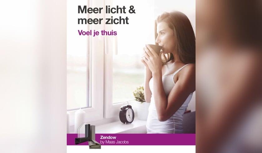 Kies voor Zendow#neo Premium ramen en/of deuren van Maas-Jacobs Kunststof Kozijnen.