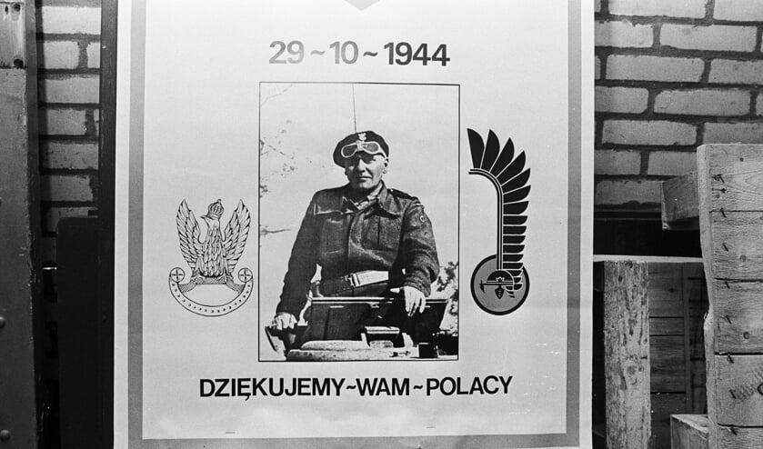 Dank aan de Polen.