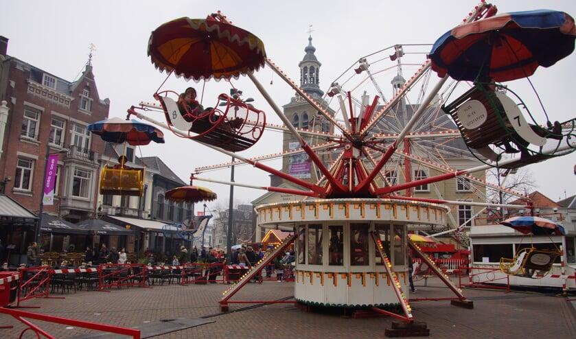 De kermis trok vorig jaar tal van bezoekers uit Roosendaal en omgeving FOTO RENÉ BRUIJNINCX
