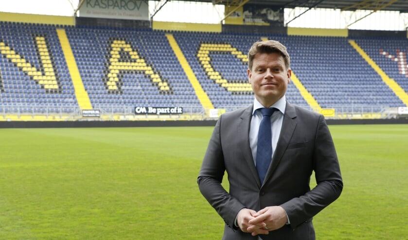 Algemeen directeur Luuc Eisenga.