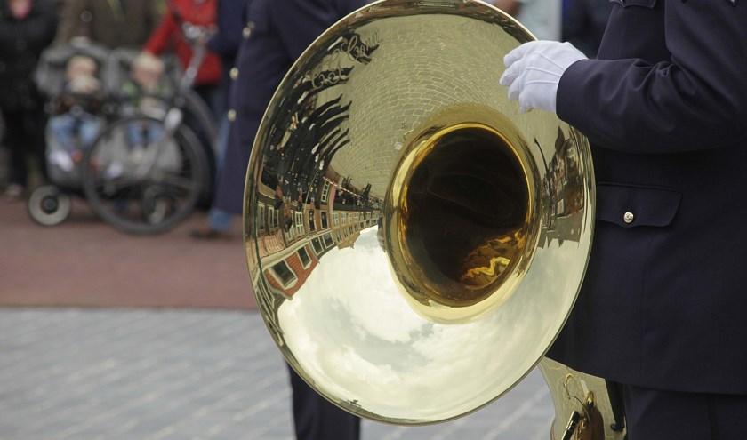 28 militairen grondverdediging werden beëdigd in Hoogerheide.