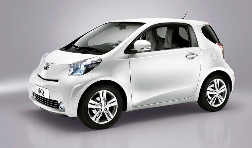 Vermoedelijk is dit type Toyota gebruikt bij de overval.