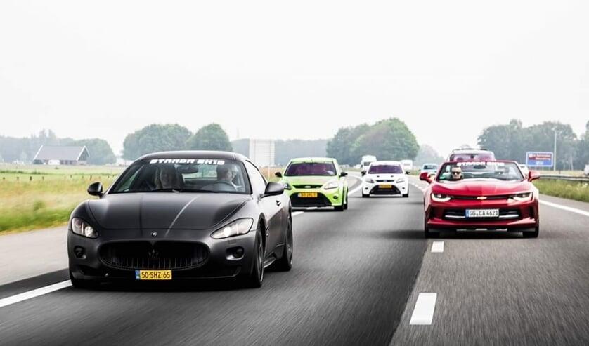 Liefhebbers van extreem snelle en unieke auto's kunnen aanstaande zondag 19 mei hun hart ophalen.