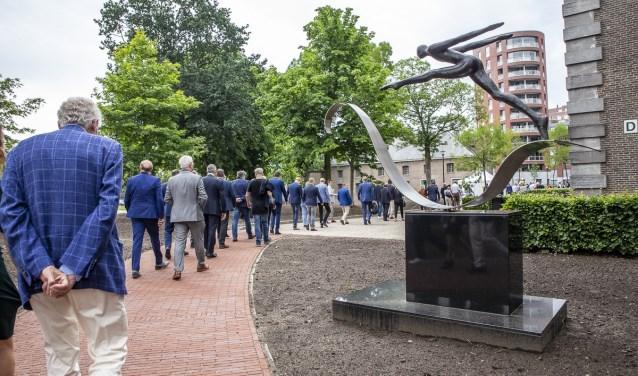 Op weg naar het klein Arsenaal Jorgen Janssens/StadsFotograaf Breda © BredaVandaag