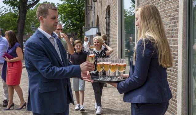 Bijna tijd voor het officiele moment Jorgen Janssens/StadsFotograaf Breda © BredaVandaag