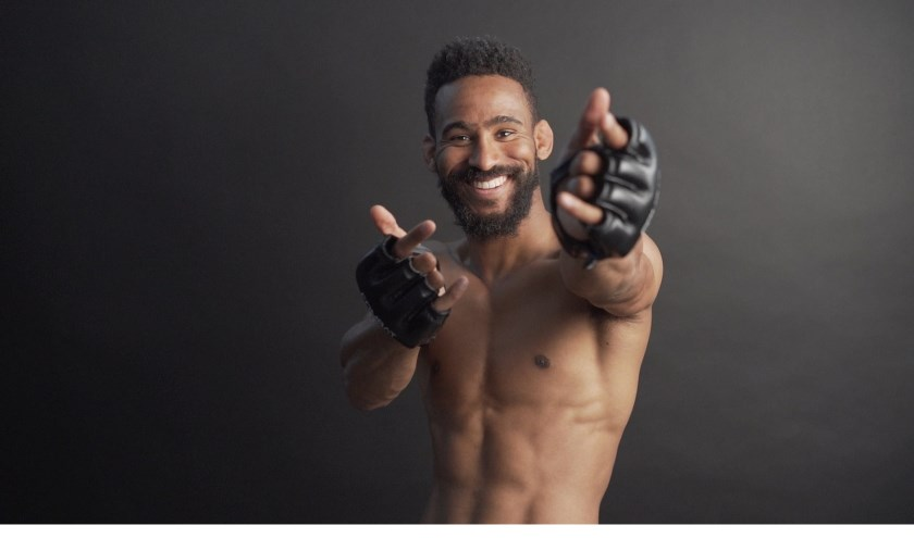 MMA-verchter Pieter Buist is de hoofdpersoon in een meerdelige online documentaire, gemaakt door BredaVandaag en Rocketfilms.