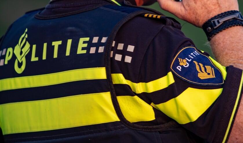 Medewerkers van Dienst Infrastructuur hielden hem in Breda aan.
