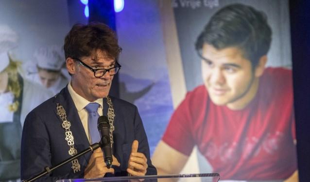 Paul Depla spreekt de gasten toe Jorgen Janssens/StadsFotograaf Breda © BredaVandaag