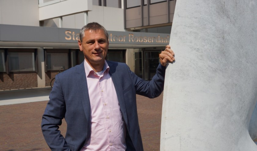 Wethouder Toine Theunis wil flink investeren in de gemeente Roosendaal
