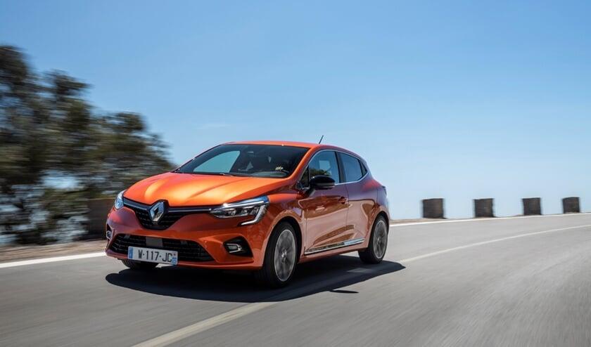 De nieuwe Renault Clio.