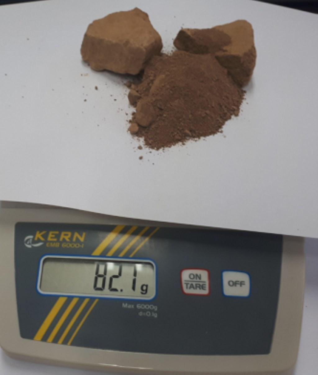 De gevonden drugs Foto: Politie Zeeland-West-Brabant © BredaVandaag
