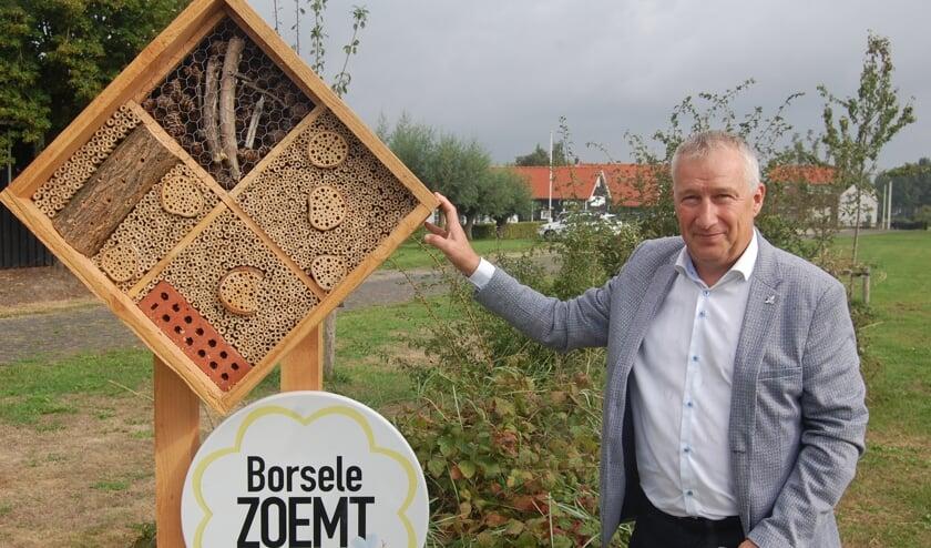 Borsele is al een bijvriendelijke gemeente.
