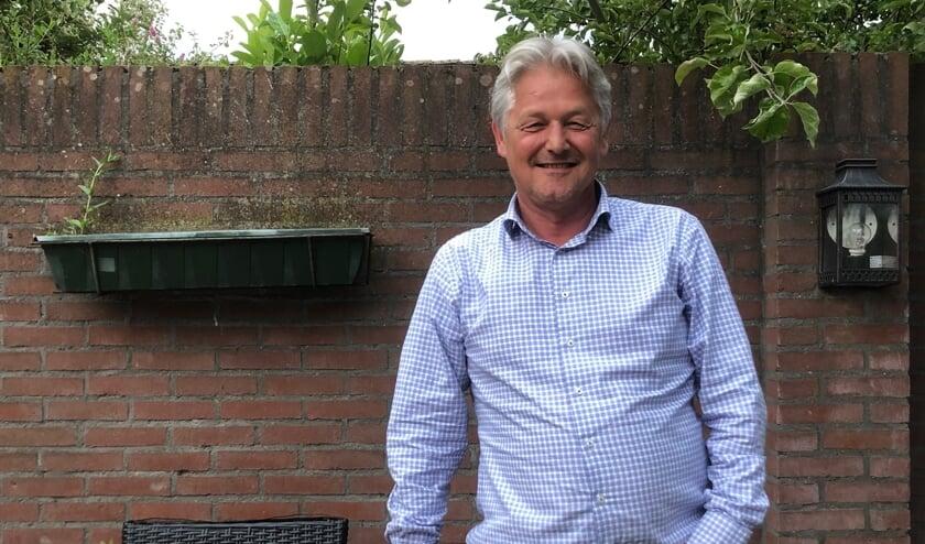 De veelzijdige Henk Scheepens is blij met zijn Koninklijke Onderscheiding.