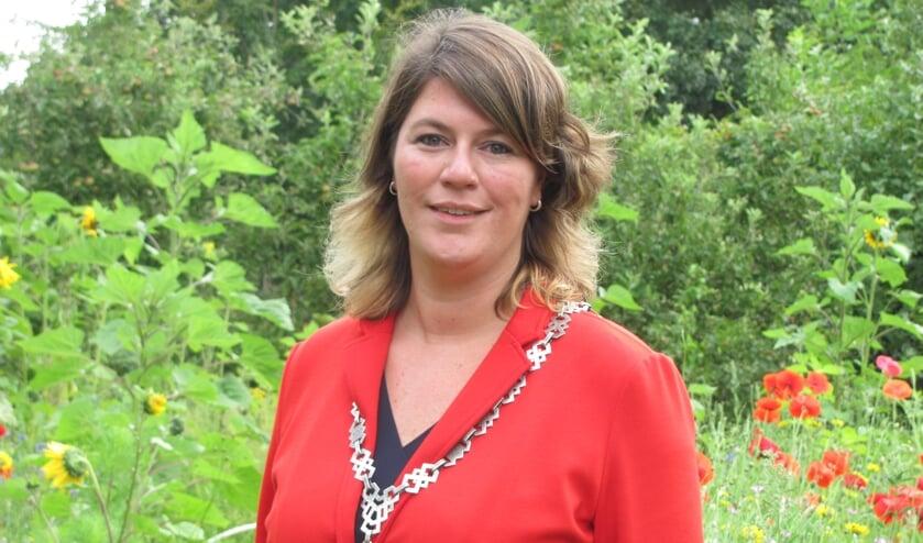 Burgemeester Joyce Vermue popelt om aan de slag te gaan: 'Ik wil vooruit op een manier die past bij Zundert'
