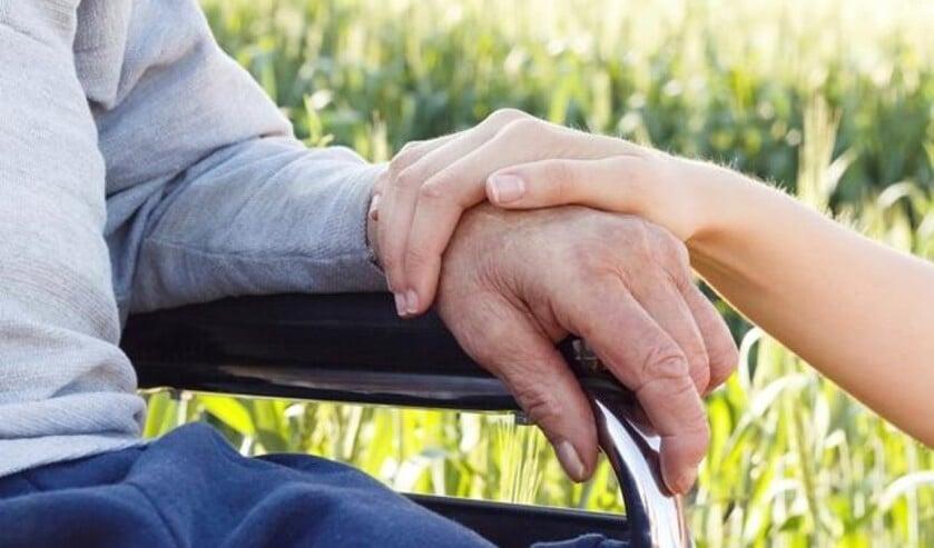 Bij ondersteunings- en welzijnsvoorzieningen gaat het onder andere ook over mantelzorg.