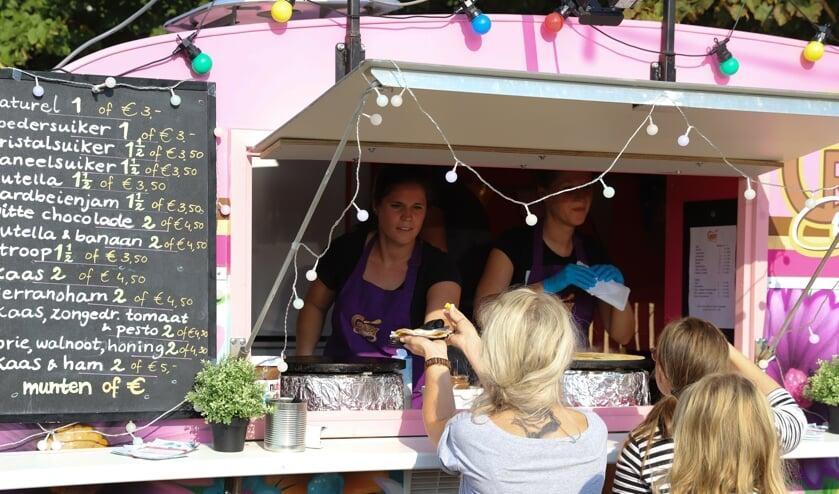 Foodstoet in Bergen op Zoom