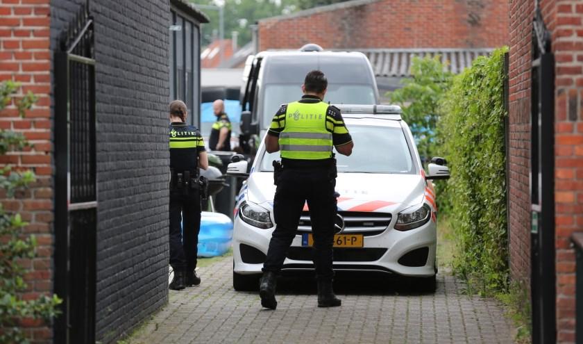 De politie focust zich meer op ondermijning, cybercrime en drugsdumpingen