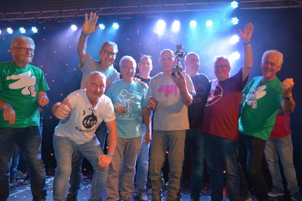 Buurtschap Rijsbergen heeft zowel de eerste juryprijs als de publieksprijs gewonnen.  Foto: Peter Snepvangers © Internetbode