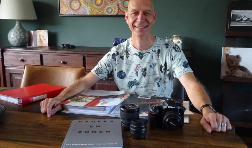 Fotograaf Toon van Daalen portretteert mensen zonder opsmuk.