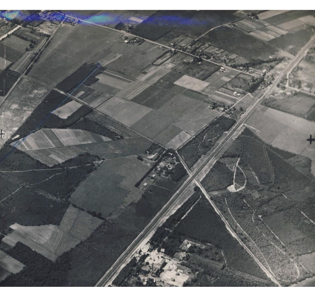 vliegveld Seppe juli 1952 Foto: fooalbum familie van Campenhout © Internetbode