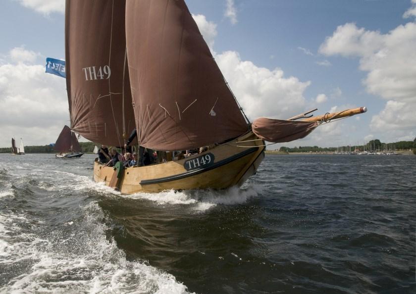 Een hoogaars is een historisch schip.