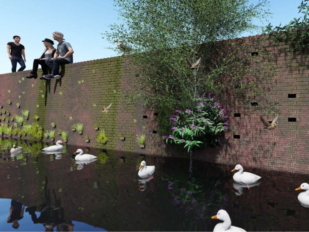Hoe wordt het.  Foto: Gemeente Breda © BredaVandaag