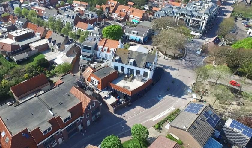 't Groentje in Domburg. FOTO'S GEMEENTE VEERE