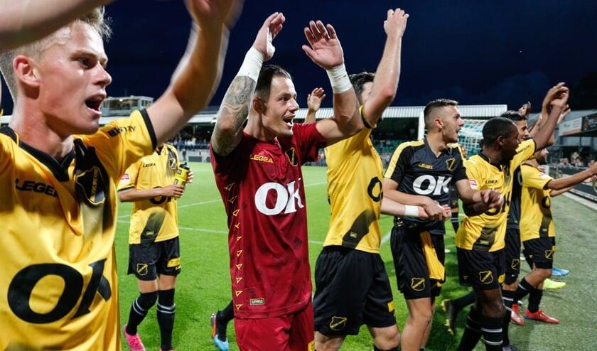 Fox Sports zond de wedstrijd tegen Dordrecht niet uit.