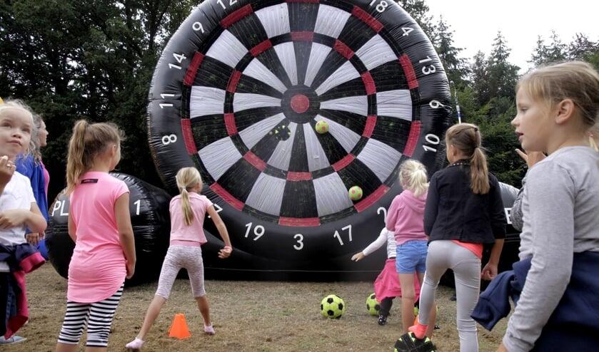 Kindervakantiespel in Ossendrecht is leuk voor jongens en meiden.