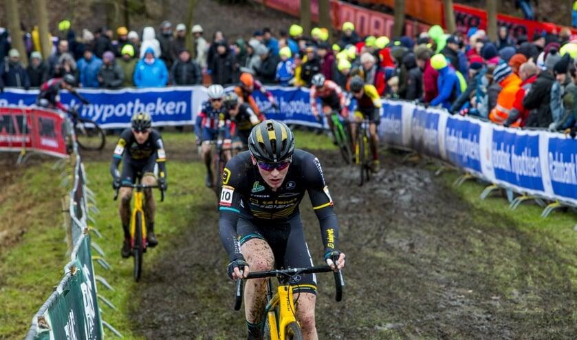 Mathieu van der Poel is weer als winnaar uit de race gekomen.