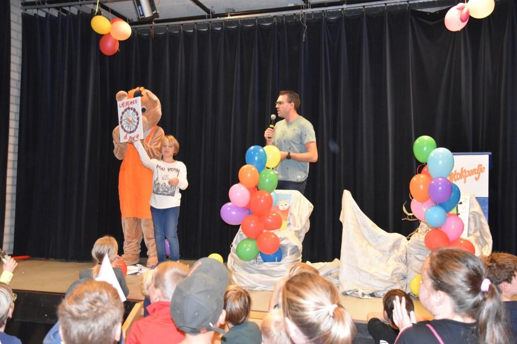 Het kindercorso werd door zo'n vijftig kinderen bezocht.  Foto: Sandra Smits © Internetbode